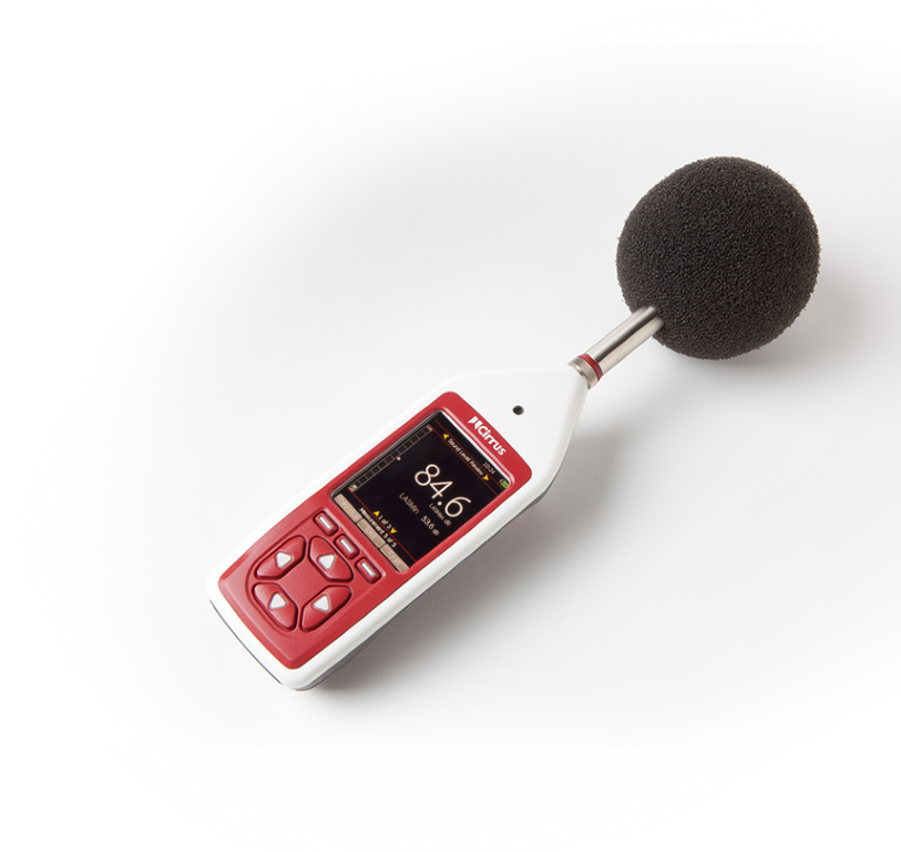 sound level meter - noise level meter