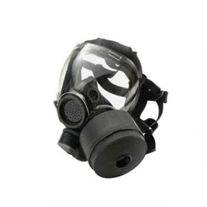 Single Snap-In M95 Gas Mask