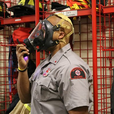 QuantiCheck - Quantitative Respirator User Seal Check